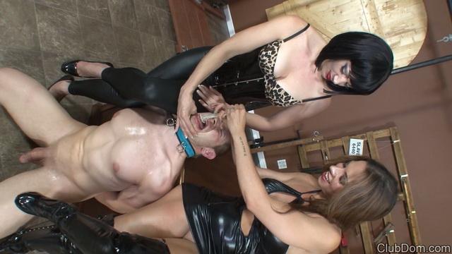 Femdom Bitches Jean Bardot Kylie Milking Foot Fetish Slave Sexu 1
