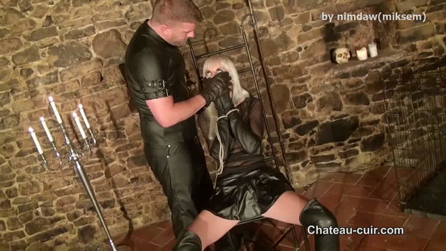 Dominated leather girl part 1.mp4 snapshot 08.54.640