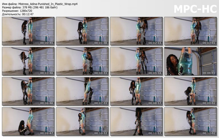 Mistress Adina Punished In Plastic Wrap.mp4 thumbs 768x485