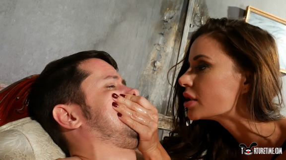 Torture Time A Little Toy Mouth To Play With Featuring Gia DiMarco.mp4 snapshot 01.30.866