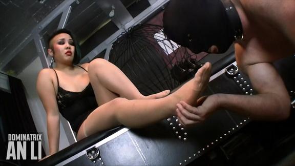 Foot slave pics