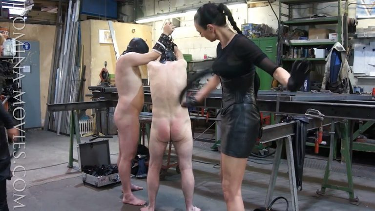Visit At A Locksmithery With Special Guest Lady Mercedes Of Avalon Berlin Entire Movie.mp4 snapshot 12.25.400 768x432