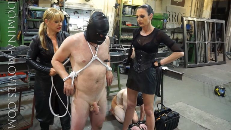 Visit At A Locksmithery With Special Guest Lady Mercedes Of Avalon Berlin Entire Movie.mp4 snapshot 34.18.600 768x432