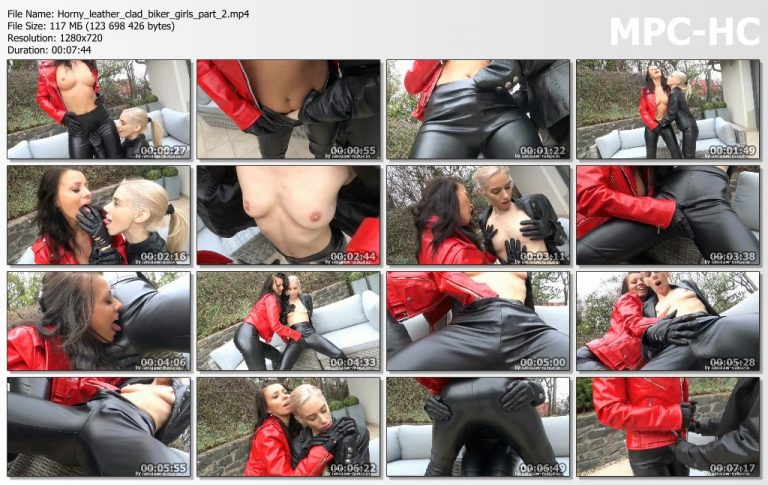Horny leather clad biker girls part 2.mp4 thumbs 768x485