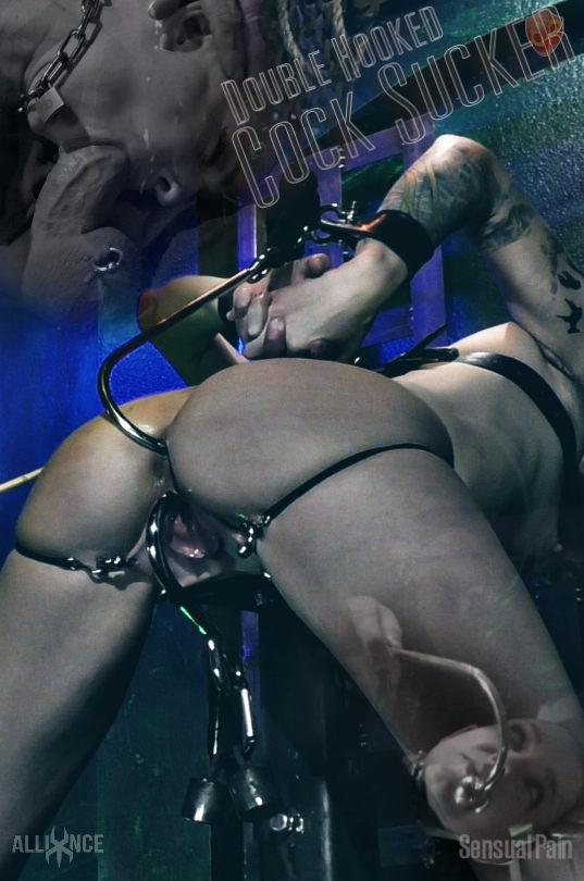 SP June 21 2020 Double Hooked Cock Sucker Abigail Dupree Master James