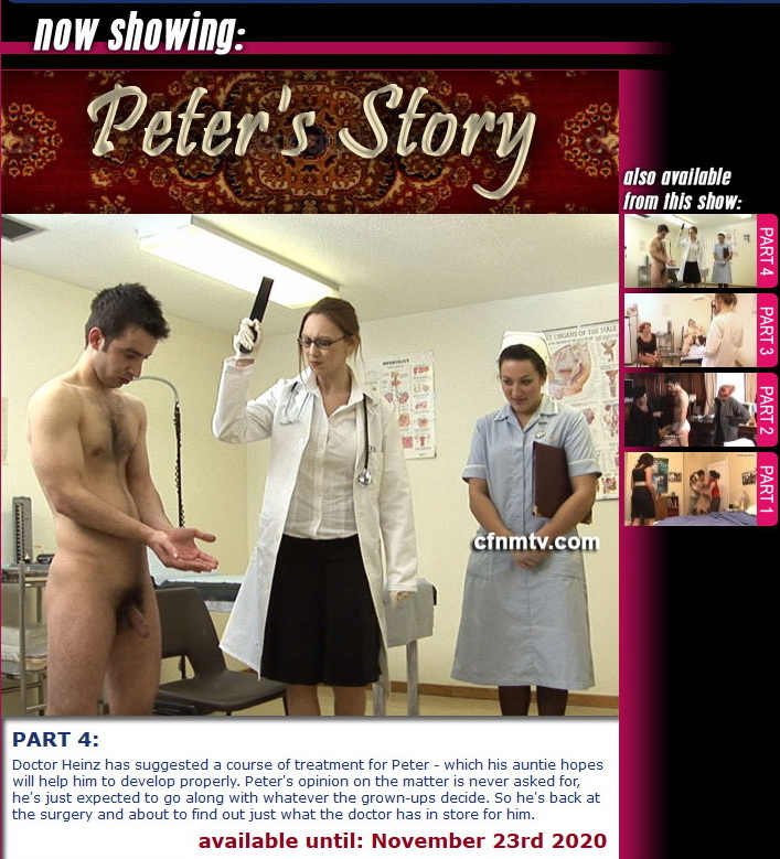 peters story 4