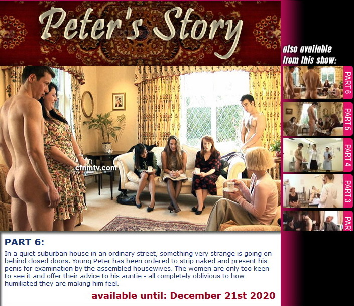 peters story 6