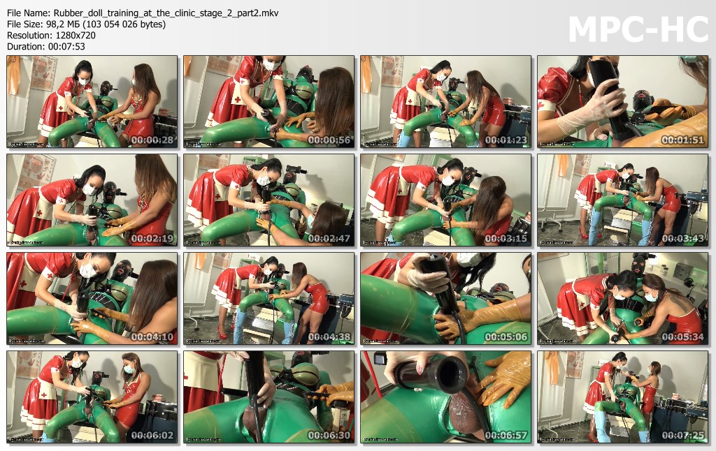 Rubber doll training at the clinic stage 2 part2.mkv thumbs