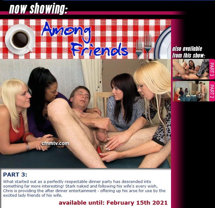 among friends 3