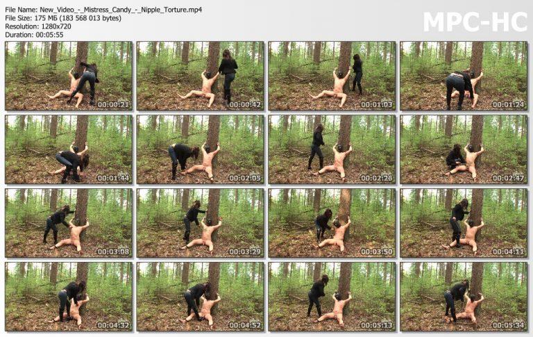 New Video   Mistress Candy   Nipple Torture.mp4 thumbs 768x485