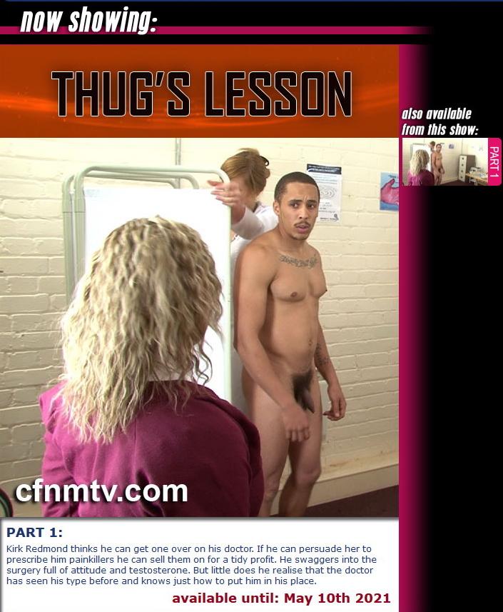 thugs lesson 1