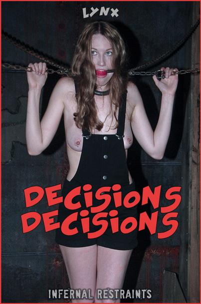 IR Decisions Decisions Lynx 2020 10 23